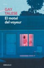 el motel del voyeur-gay talese-9788466342100