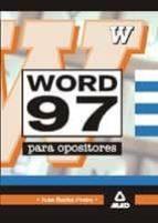 word 97 para opositores-ivan rocha freire-9788466500500