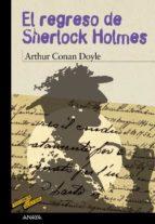 el regreso de sherlock holmes-arthur conan doyle-9788466777100