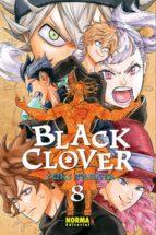 black clover 8-yuuki tabata-9788467932300