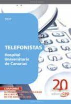 TELEFONISTAS HOSPITAL UNIVERSITARIO DE CANARIAS. TEST
