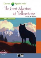the great adventure at yellowstone. book + cd-gina d.b. clemen-9788468226200