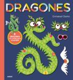 paper toys: dragones emmanuel charles 9788468326900
