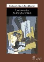 fundamentos de musicoterapia 9788471124500