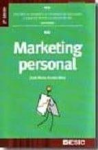 marketing personal (2ª ed.) jose maria acosta vera 9788473564700