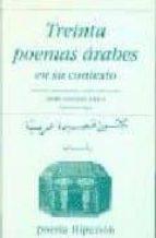 treinta poemas arabes en su contexto 9788475175300