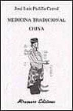 medicina tradicional china jose luis padilla corral 9788478131600