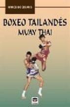 boxeo tailandes: muay thai-marco de cesaris-9788479022600