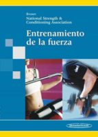 entrenamiento de la fuerza lee e. brown 9788479038700