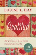 gratitud (vintage) louise l. hay 9788479538200