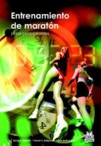 entrenamiento de maraton para principiantes 9788480199100