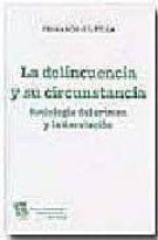 la delincuencia y su circunstancia: sociologia del crimen y la de sviacion-fernando gil villa-9788484560500