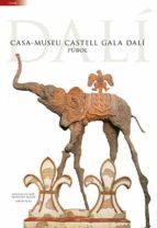 El libro de Casa museu castell gala dali pubol (guia en catala) autor ANTONI PITXOT TXT!