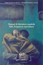 posguerra: narradores-felipe b. pedraza jimenez-milagros rodriguez caceres-9788485511600