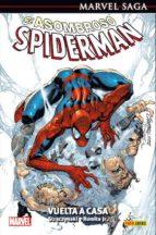el asombroso spiderman 1: vuelta a casa-joe michael straczynsky-john jr. romita-9788490945100