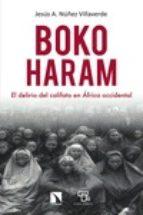 boko haram-jesus a. nuñez villaverde-9788490970300