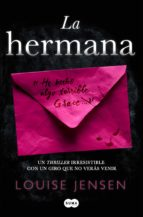 la hermana (ebook)-louise jensen-9788491291800