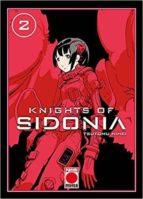 knights of sidonia 2-tsutomu nihei-9788491671800