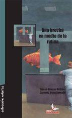 una brecha en medio de la rutina (ebook)-carmela vélez serrallé-9788493876500