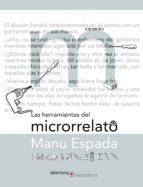 las herramientas del microrrelato-manu espada-9788494666100