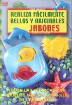 realiza facilmente bellos y originales jabones-gudrun hettinger-9788495873200
