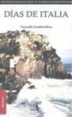 dias de italia-gerardo lombardero-9788496806900