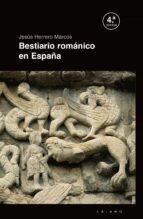 bestiario romanico en españa-jesus herrero marcos-9788496932500