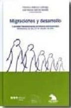 migraciones y desarrollo.-francisco aldecoa luzarraga-9788497684200