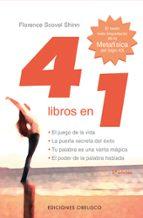 4 libros en 1 florence scovel shinn 9788497774000