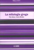 mitologia grega (vull saber)-pilar gomez pavon-9788497886000