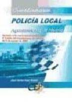 POLICIA LOCAL AYUNTAMIENTO DE MADRID. CUESTIONARIO