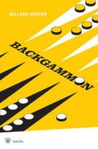 backgammon-millard hopper-9788498672800