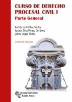 curso de derecho procesal civil i (3ª ed.) 9788499612300