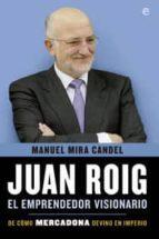 juan roig, el emprendedor visionario (ebook)-manuel mira-9788499708300