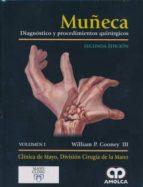 muñeca. diagnostico y procedimientos quirurgicos, 2 vols.-9789588871400