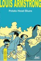 louis armstrong: potato head blues (comic + 2cd s) miquel jurado 8424295046710