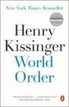world order henry kissinger 9780143127710