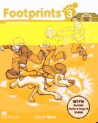 footprints 3 activity book pack-9780230012110