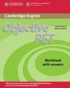 objective pet (2nd ed.): workbook with answers-louise hashemi-barbara thomas-9780521732710