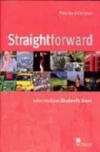 straightforward intermediate (teacher s): book and resource pack-philip kerr-ceri jones-9781405075510