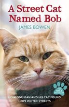 a street cat named bob james bowen 9781444737110