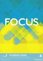 focus bre 4 student s book-9781447998310