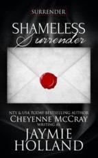 shameless surrender (ebook)-jaymie holland-9781786862310