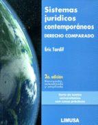 sistemas juridicos contemporaneos: derecho comparado eric tardif 9786070508110
