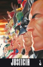 justicia-jim krueger-alex ross-9788408095910