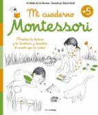 cuaderno de vacaciones montessori +5-eve herrmann-9788408155010