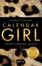 calendar girl 1 audrey carlan 9788408157410