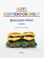 ¡arte contemporaneo?: guia para niños moma-jacky klein-9788415042310