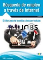 búsqueda de empleo a través de internet ivan parro fernandez 9788415457510