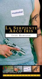la serpiente arco iris (ebook)-ivan babiano nieto-9788415758310